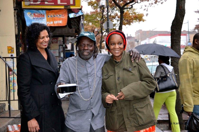 Carla and Jamaican!