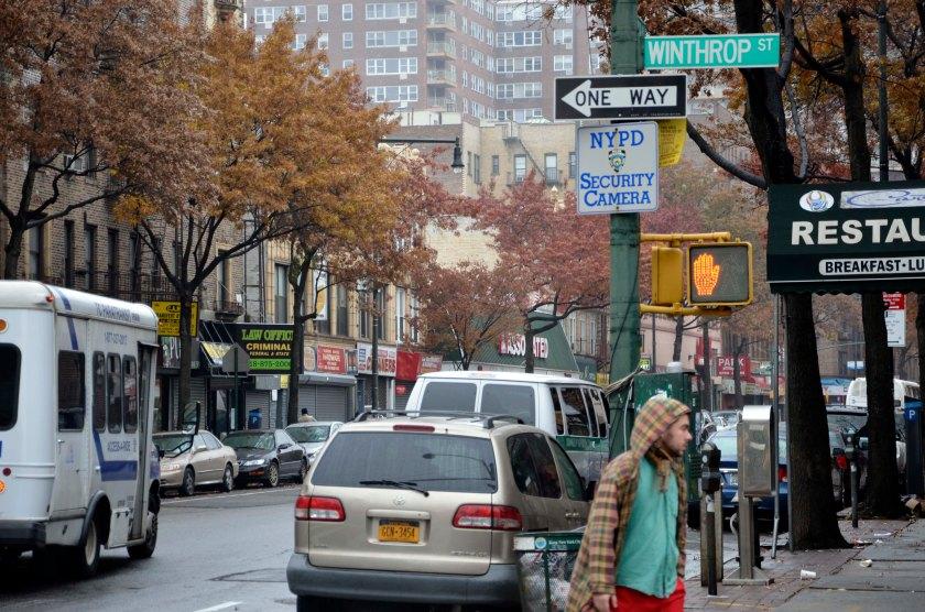 Winthrop Street