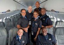 JetBlue team