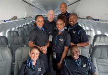 JetBlue team