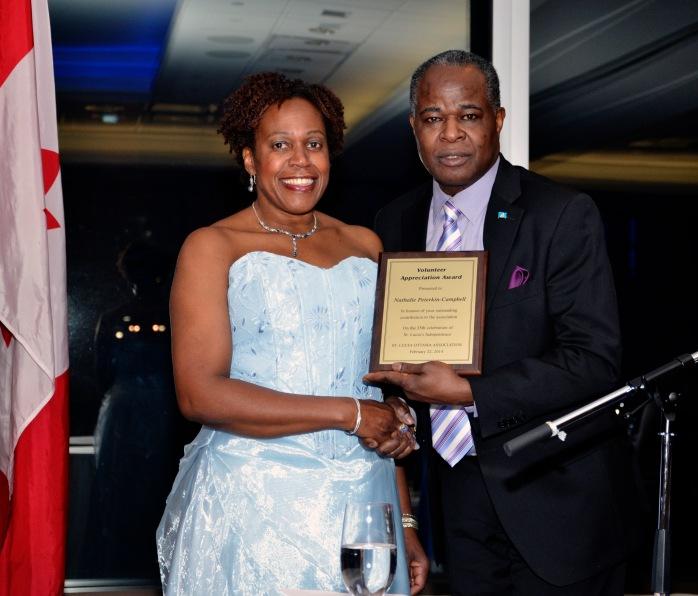 Award - Nathalie