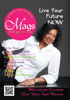 Mags Cover Page